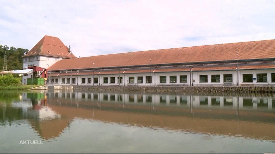 Neue Konzession für Wasserkraftwerk in Gösgen