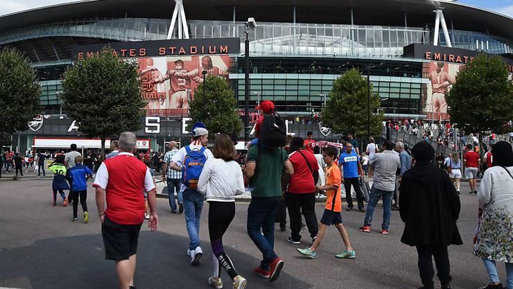 Das Emirates Stadium ist für Arsenal Heimstätte und Geldmaschine