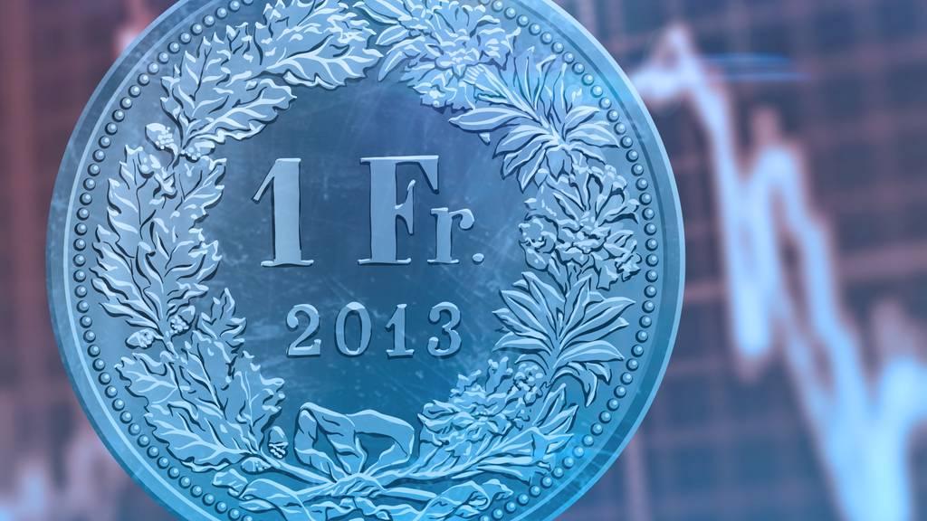 Schweizer Franken schwächelt / Viele neue Firmen in der Schweiz