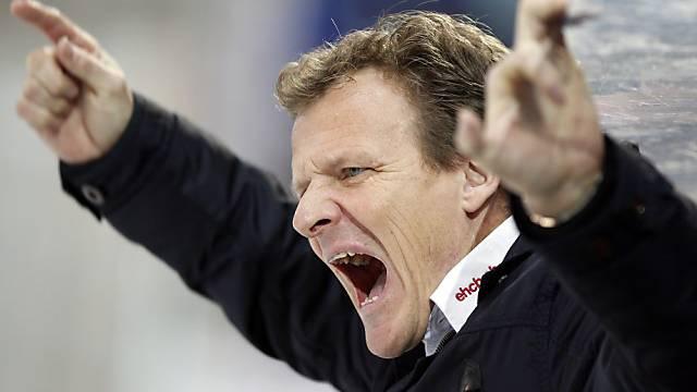 Biels Cheftrainer Kevin Schläpfer.