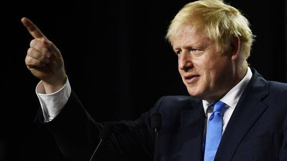 Schickt sein Parlament kurzerhand in die Ferien: Premierminister Boris Johnson.