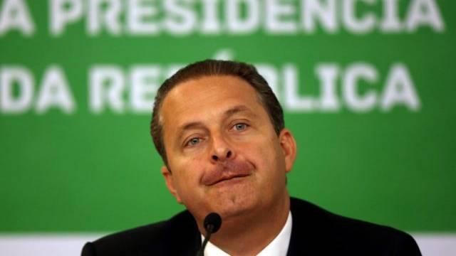 Eduardo Campos von der PSB bei Flugzeugabsturz getötet (Archiv)