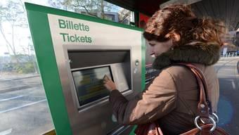 Bald können an den TNW-Automaten nicht nur Einzeltickets für Zonen im TNW, sondern auch solche für Städte in der ganzen Schweiz gelöst werden.
