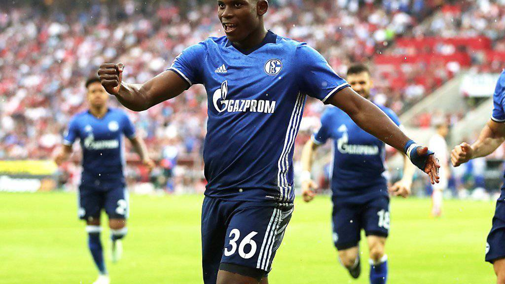 Statt um die Europacup-Plätze mitzuspielen steckt Breel Embolo mit Schalke 04 im Abstiegskampf. Die Reserve auf Platz 16 beträgt momentan bloss vier Punkte