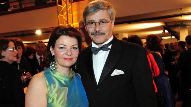 Christa und Carlo Conti sorgen für politischen Nachwuchs: Ihre Kinder Tiziana und Elio kandidieren.  Foto: Archiv/Nicole Nars-Zimmer