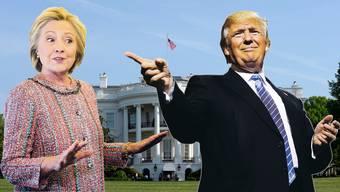 «Amerikanismus, nicht Globalismus, wird unser Credo sein.» Donald Trump Präsidentschaftskandidat, im Juli auf dem Parteitag der Republikaner