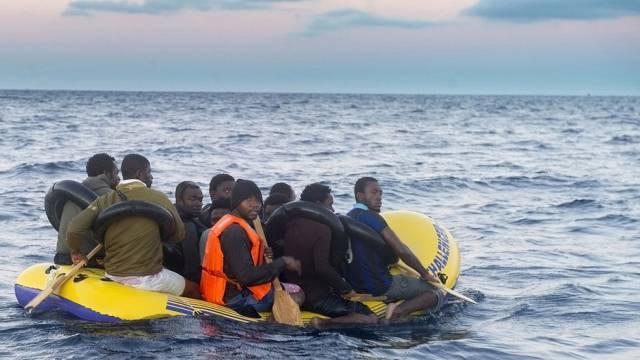 Flüchtlinge im Mittelmeer (Archiv)