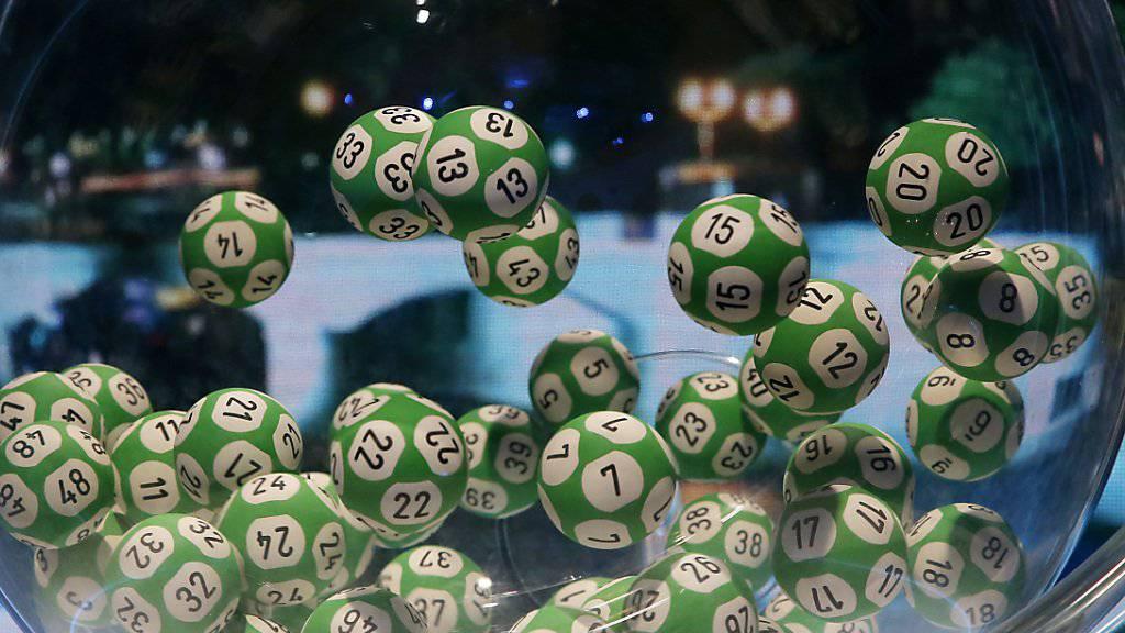Beim Eurojackpot spielen 18 europäische Länder ohne die Schweiz mit. (Symbolbild)