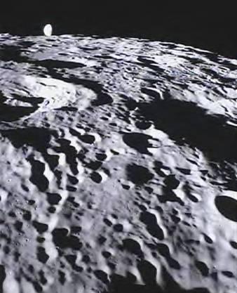 Nun liess die NAsa die beiden Sonden wie geplant in der Nähe des Mond-Nordpols abstürzen.
