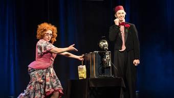 Comedia Zap ist gleich an zwei Abenden mit einem Bühnenstück präsent.