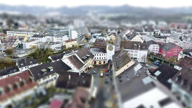 Wahlkreis Laufen