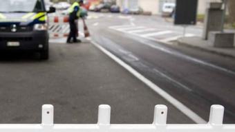 Erwischt wurden die beiden Grenzgänger, als sie gestern mit ihrem Auto via Grenzübergang Basel-Burgfelderstrasse nach Frankreich ausreisen wollten. (Symbolbild)
