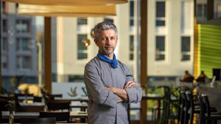Araz Abram fordert für die Cateringbranche eine faire Berechnung der Hilfsgelder.