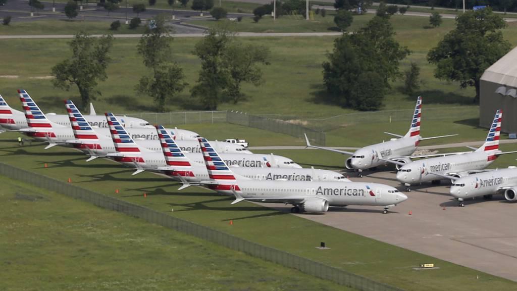 Malaysia Airlines bremst bei bestellten Boeing 737 Max. (Archivbild)