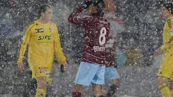 Der FC Luzern setzt sich im Tessiner Schneegestöber gegen Bellinzona durch