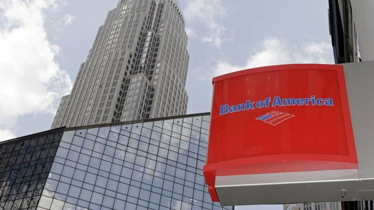 Das Hauptquartier der Bank of America fürchtet Wikileaks-Enthüllungen.