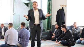 Tag der offenen Moschee in Reinach
