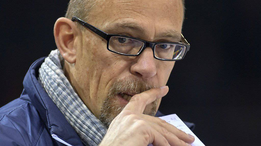 Hans Kossmann ist ab sofort Trainer der ZSC Lions