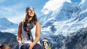 Wendy Holdener blickt trotz Armbruch in der Vorbereitung zuversichtlich auf die neue Saison.keystone