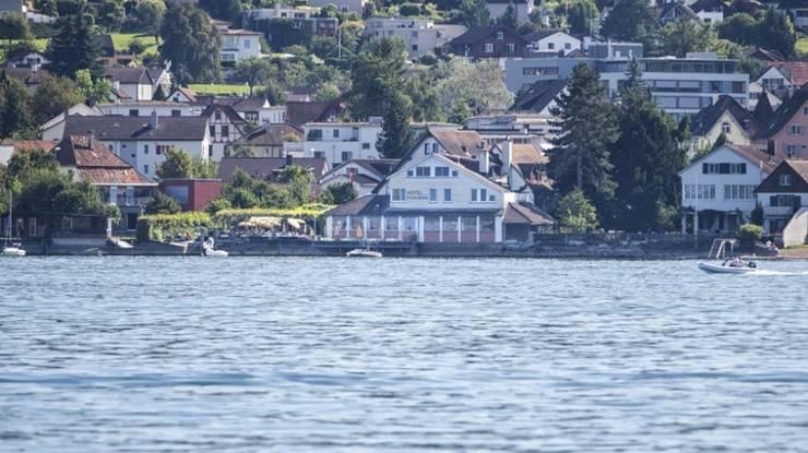 Es müssen nicht immer die bekannten Hotel sein: Der Seegasthof Frohsinn ist beispielsweise sehr empfehlenswert.