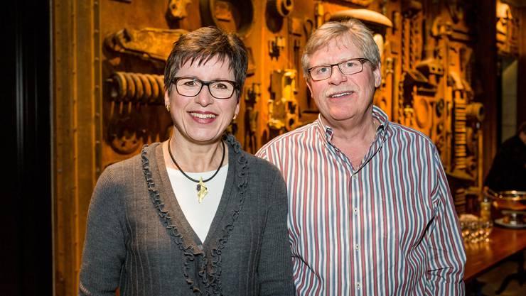 Beatrice und Heinz Gretener, Rietheim