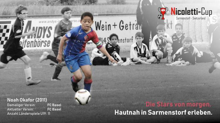 Der Nicoletti Cup in Sarmenstorf findet am 15./16. Juni 2019 zum 21. Mal statt, erstmals unter dem neuen Organisationskomitee