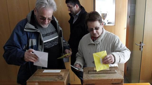 Die Parteien bereiten ihre Kandidatenlisten vor für den Urnengang im Herbst 2011 (Symbolbild)