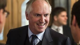 Der Lobbyist und ehemalige Botschafter Thomas Borer zeigt sich erfreut, dass das Strafverfahren der Bundesanwaltschaft gegen ihn eingestellt worden ist. (Archivbild)