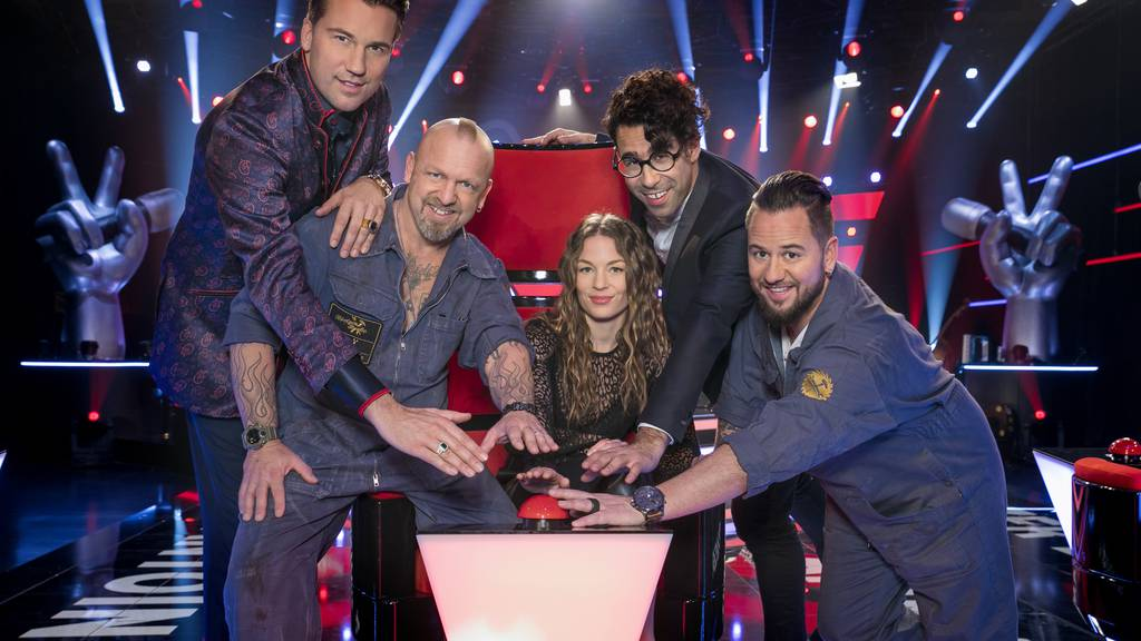 The Voice Of Switzerland – Es geht wieder los