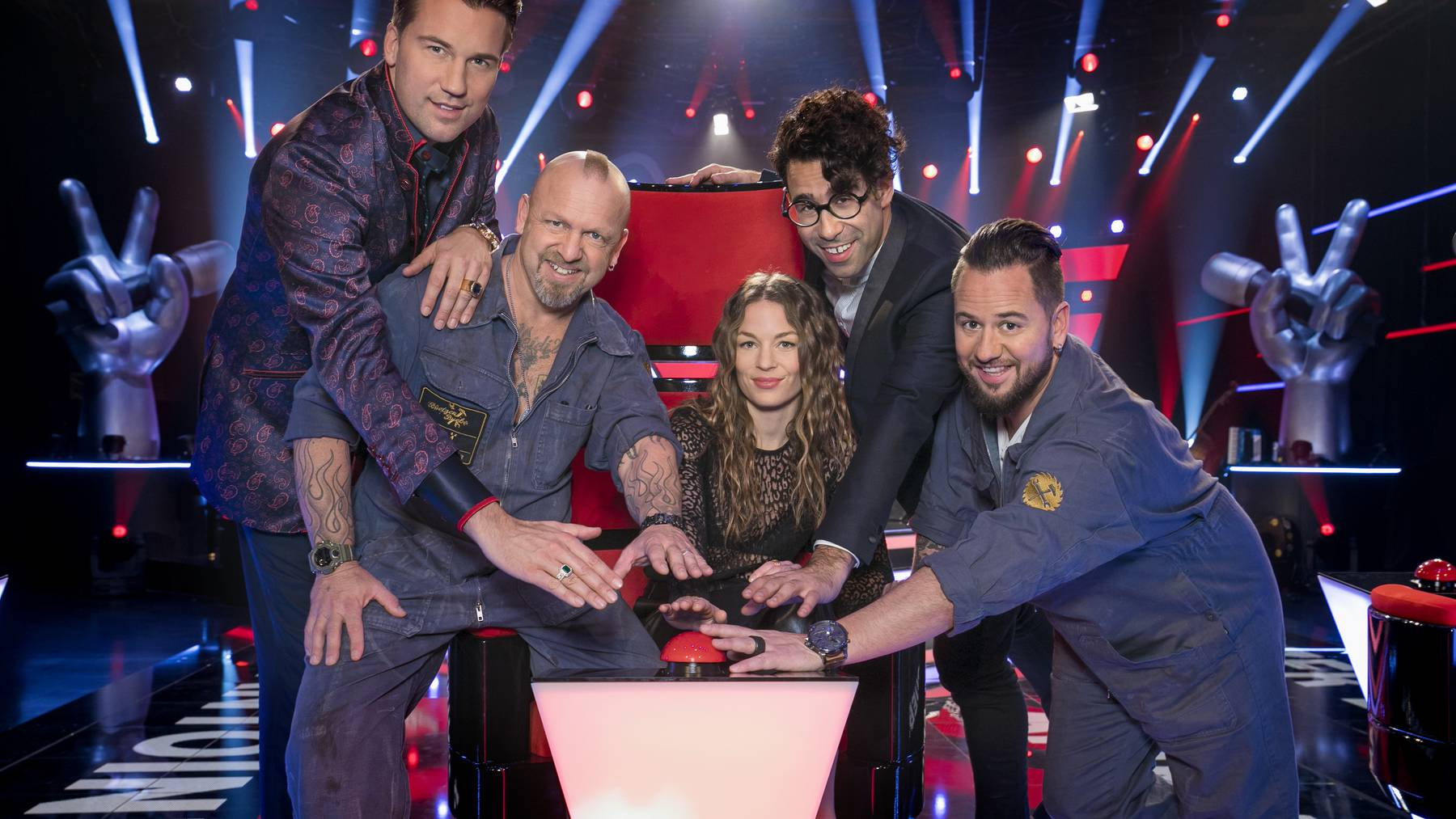 The Voice of Switzerland: Booty Shake, Tränen und Gänsehaut