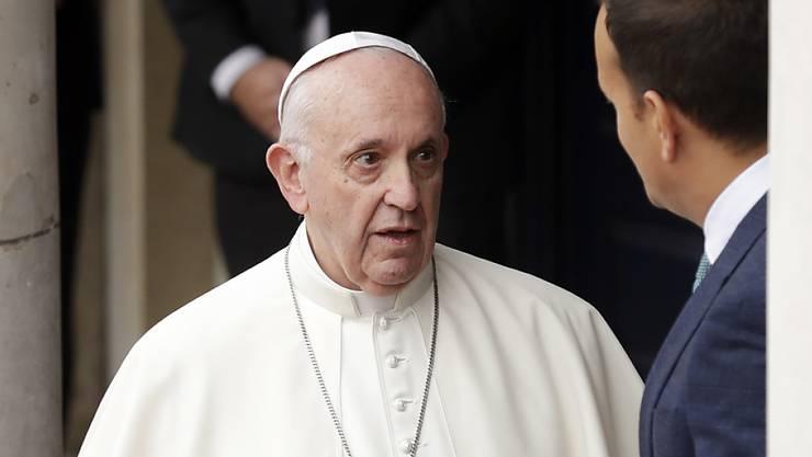 Papst Franziskus soll eine internationale Sondersynode zum Missbrauchsskandal einberufen. Dazu haben ihn US-Bischöfe aufgerufen.