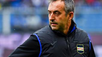 Marco Giampaolo wurde 1967 in Bellinzona geboren. Nun wird er Trainer beim italienischen Traditionsklub AC Milan