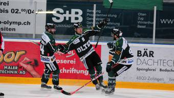 EHC Olten - EHC Wintethur 37. Runde NLB
