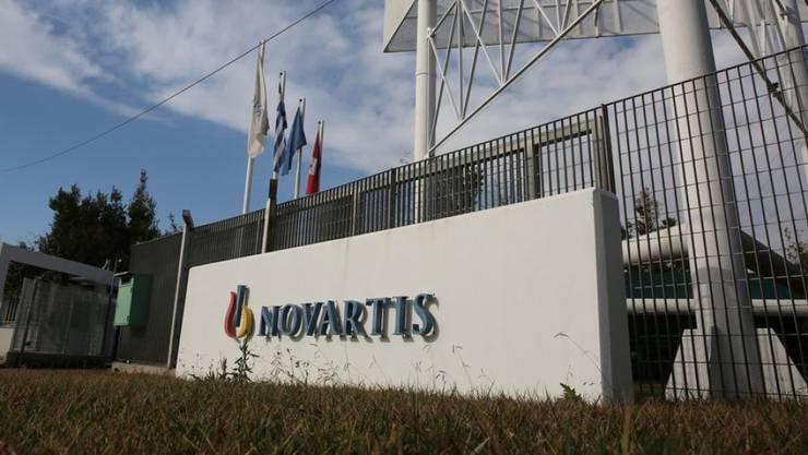 Novartis soll nach den Aussagen von Zeugen griechische Politiker sowie Ärzte bestochen haben. (Archiv)