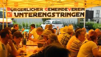 1. August Feier Unterengstringen