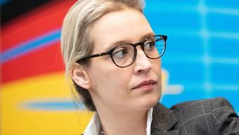 Schätzt die Freundlichkeit der Schweizer: Alice Weidel.