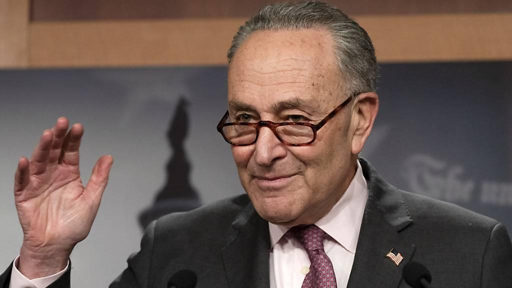 Auch Oberster Demokrat im US-Senat fordert Cuomos Rücktritt