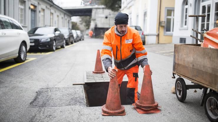 Im Baugewerbe wurden Erhöhungen ausgehandelt, meistens erfolgen sie aber individuell.