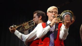 Künten Jubiläum Musikverein