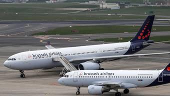 """Stellenstreichungen und Abbau der Flotte: Die Massnahmen sind bei Brussels Airlines wegen Corona """"unerlässlich"""", um das Überleben des Unternehmens zu sichern. (Archivbild)"""
