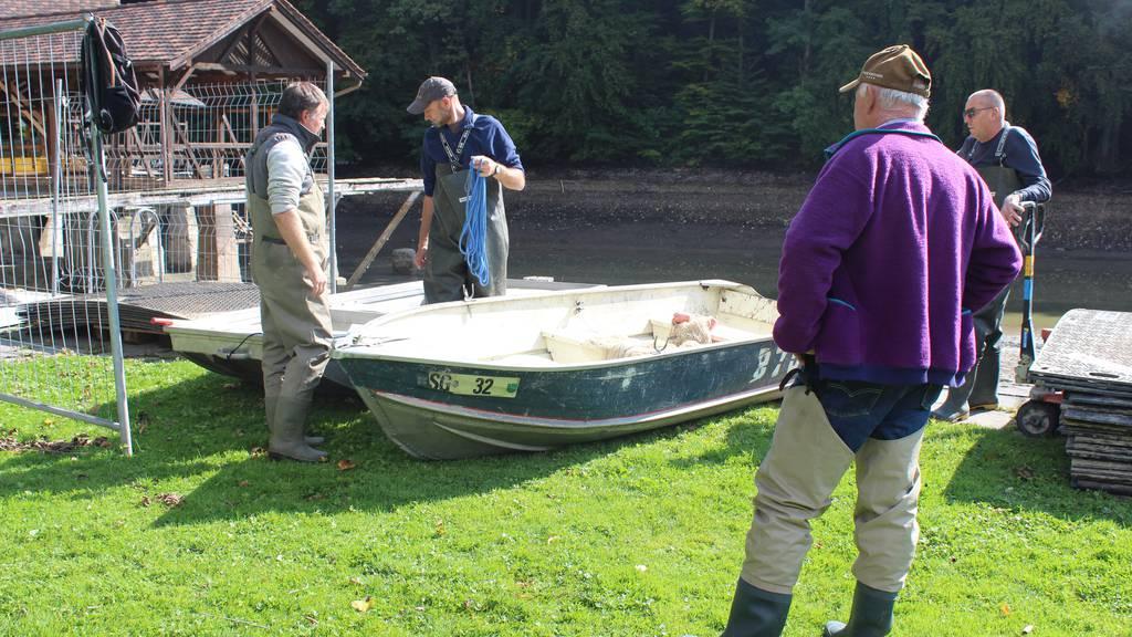 Frauenweier wird abgefischt: Invasive Arten müssen dran glauben