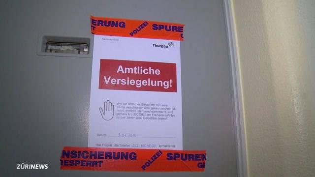 Mysteriöses Gewaltverbrechen in Wagenhausen