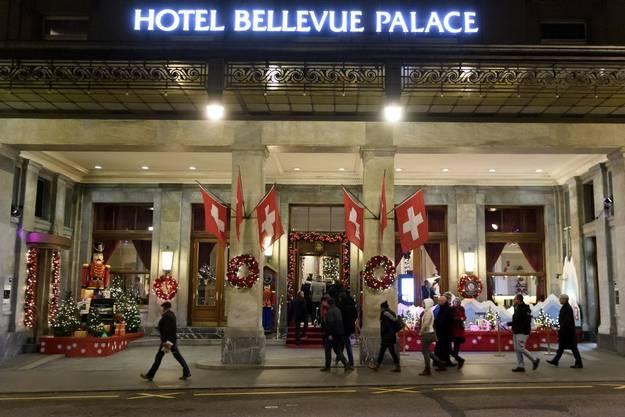 Bei der Nacht der langen Messer im Hotel Bellevue wurde um die letzten Stimmen gekämpft.