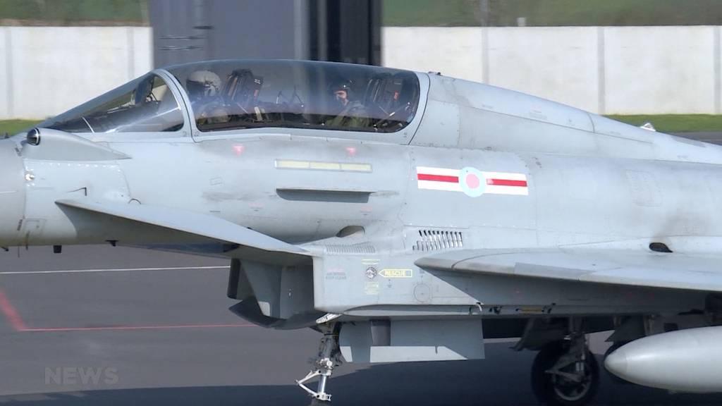 Schweizer Armee sucht besten Kampfjet der Welt