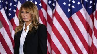 Geliebt und verhasst - genau wie ihr Mann: Donald Trumps Ehefrau Melania.