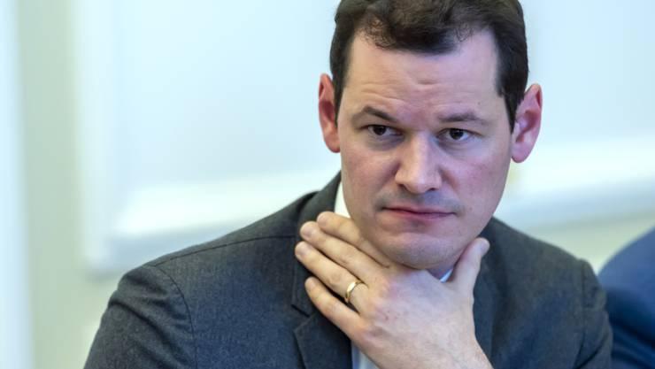 Die Genfer FDP ist wegen der Affäre um Staatsrat Pierre Maudet tief gespalten. Der neue Präsident muss im Wahljahr dafür sorgen, dass sich die Reihen wieder schliessen. (Archiv)
