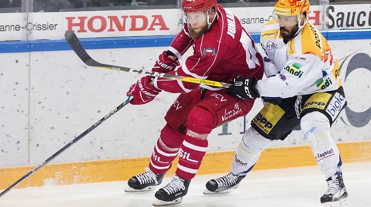 Jonas Junland: Das schwedische Sorgenkind, steht stellvertretend für die schwache Playoff-Performance des Teams.