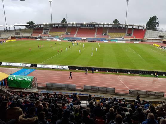 Beide Teams wollen heute auf der Pontaise punkten.