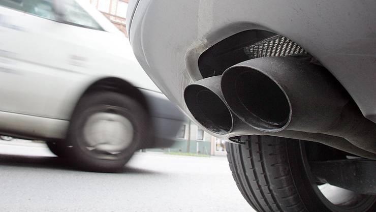 Die Luftverschmutzung hat 2012 in den beiden Basel abgenommen.