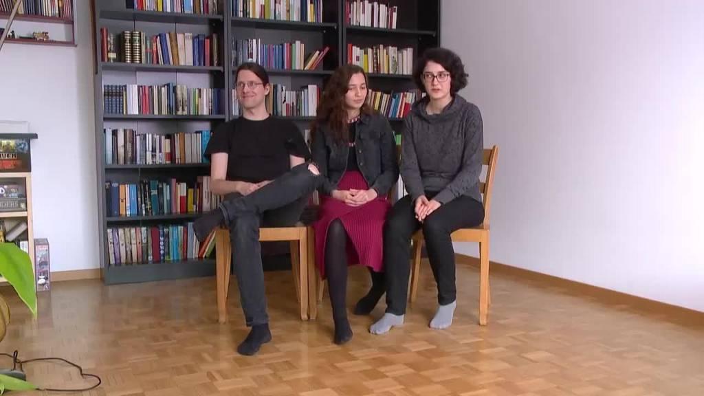 Anina, Reyhana & Jonas erzählen ihre Liebesgeschichte